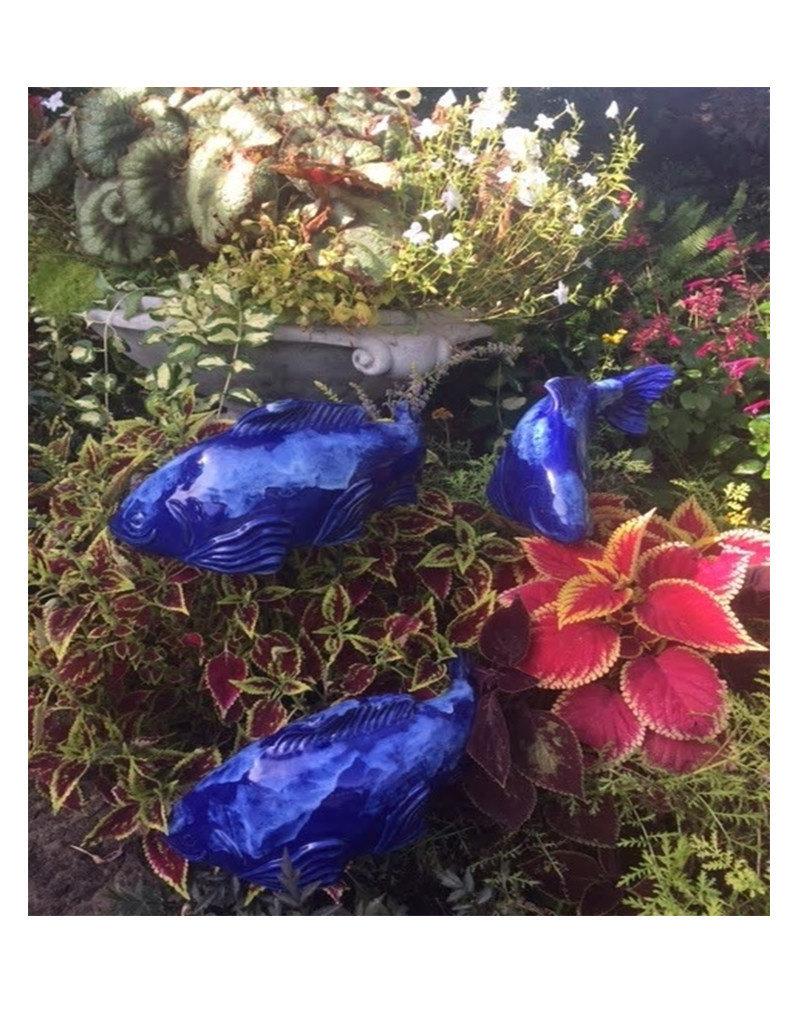 Ceramic Garden Koi