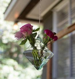 Hanging Glass Pendant Vase