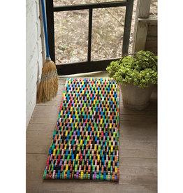 Recycled Flip Flop Door Mat