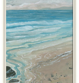Seascape 3 Framed Print