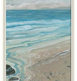 The Artwork of Kolene Spicher Seascape 3 Framed Print