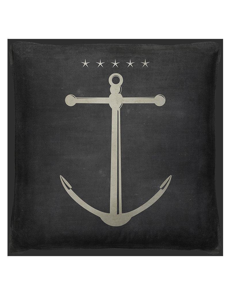 The Artwork of Kolene Spicher Five Star Anchor  Pillow 20x20