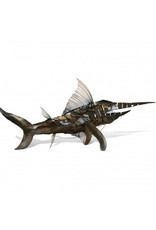 Marlin Metal Sculpture