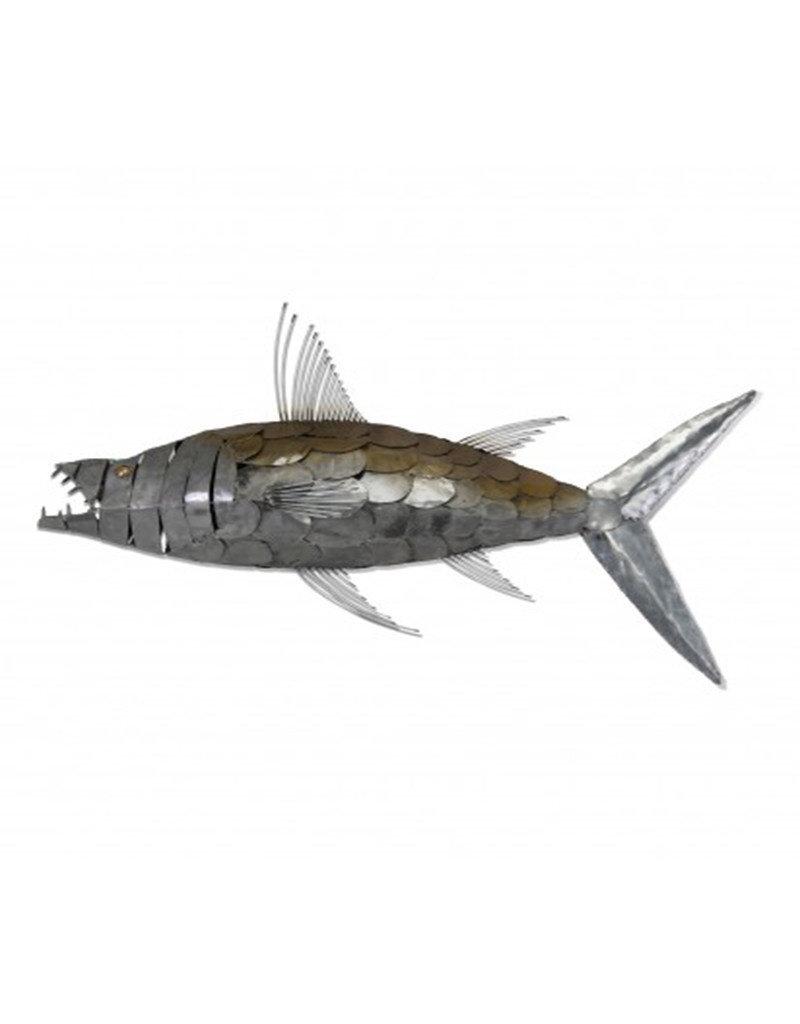 Fish Wall Sculpture