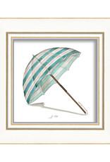 The Artwork of Kolene Spicher Beach Umbrella Framed Print