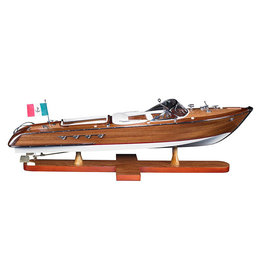 Authentic Models America Aquarama  Model Speedboat