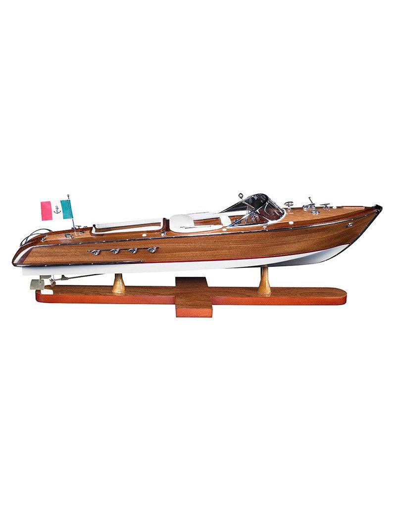 Authentic Models America Aquarama  Model Speedboat
