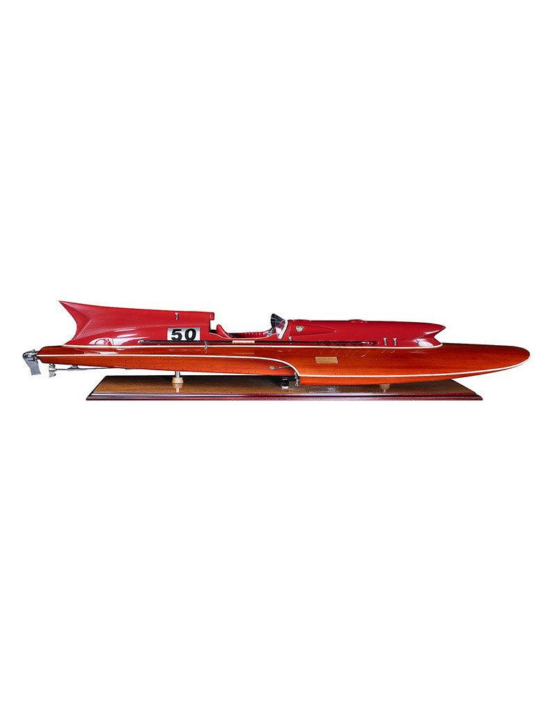Thunderboat Model Speedboat