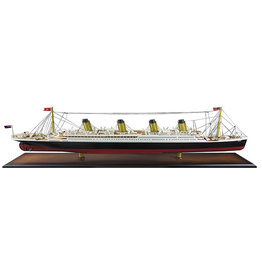 Authentic Models America The Titanic Model Steamship