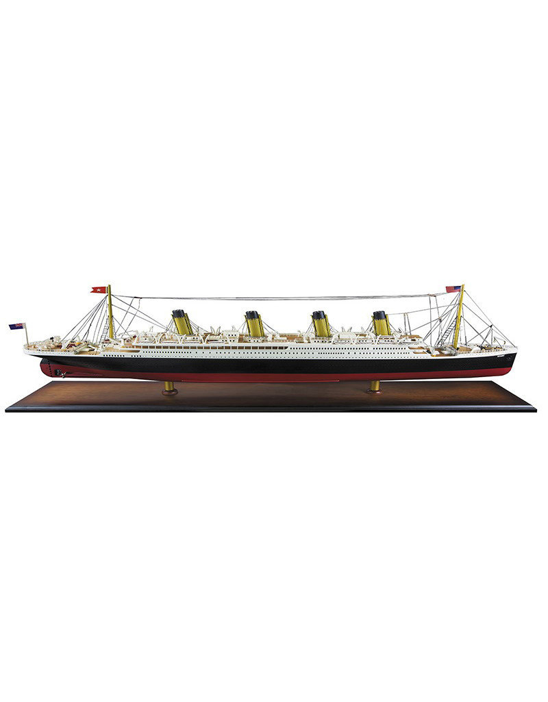 The Titanic Model Steamship