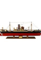 Tramp Steamer 'Malacca' Model Steamship
