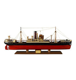 Tramp Steamer 'Malacca' Model Steamship