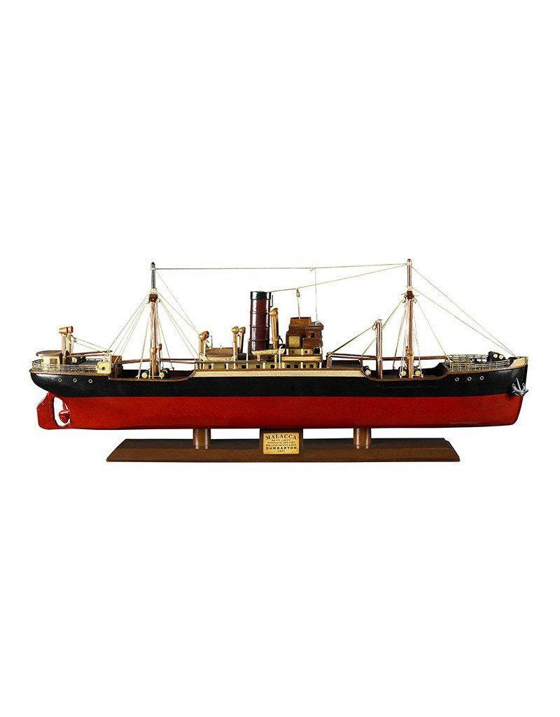 Authentic Models America Tramp Steamer 'Malacca' Model Steamship