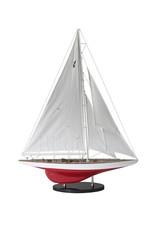 "Authentic Models America J-Yacht ""Ranger"" 1937 Model Sailboat"