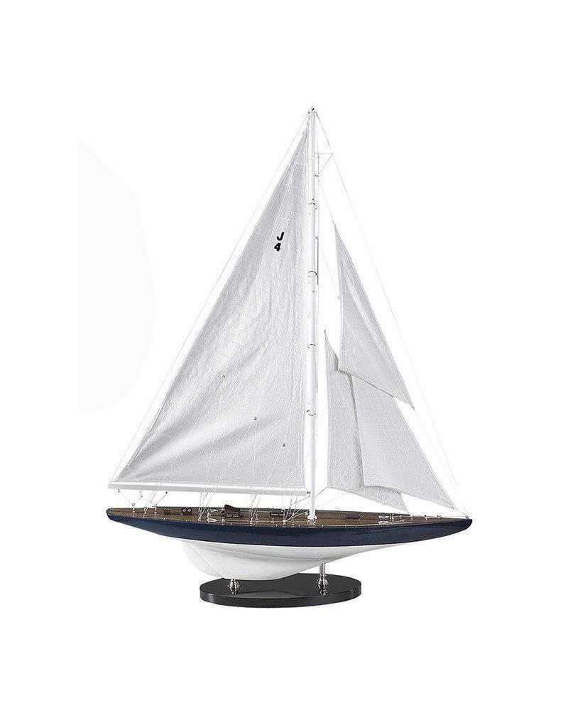 Authentic Models America J-Yacht Rainbow 1934 Model Sailboat
