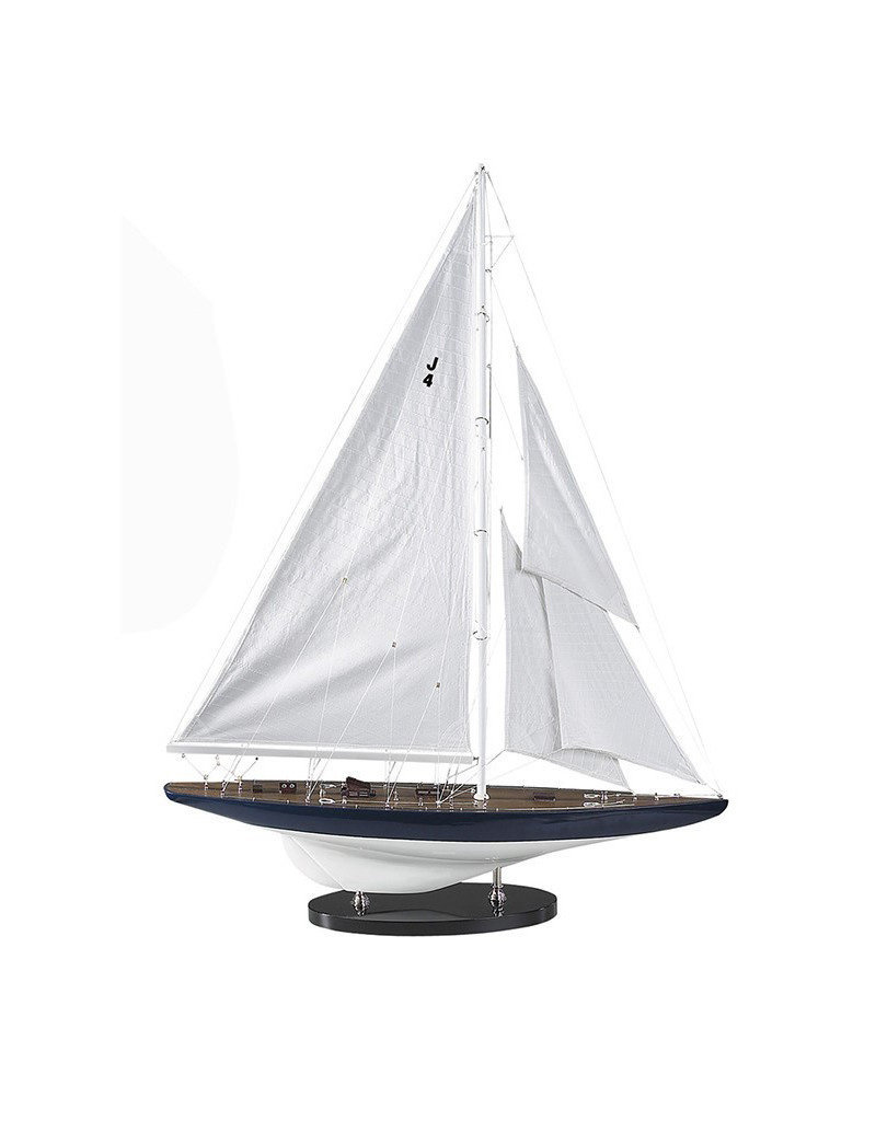 J-Yacht Rainbow 1934 Model Sailboat