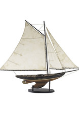 Newport Sloop Model Sailboat