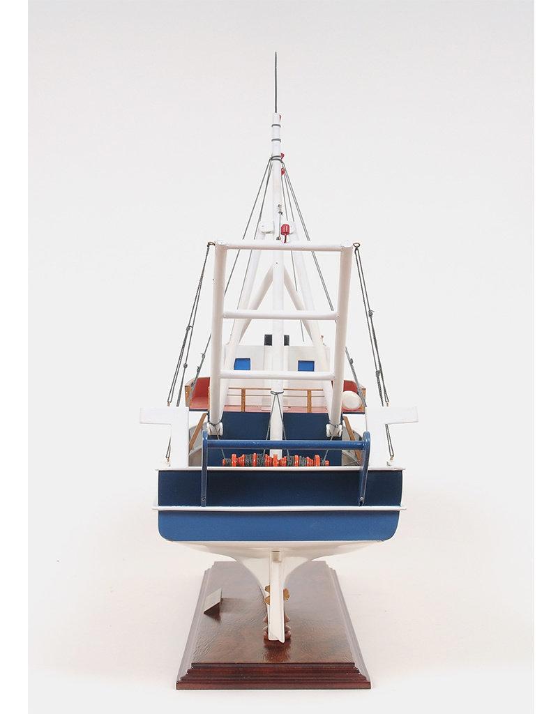 La Confiance Model Fishing Boat