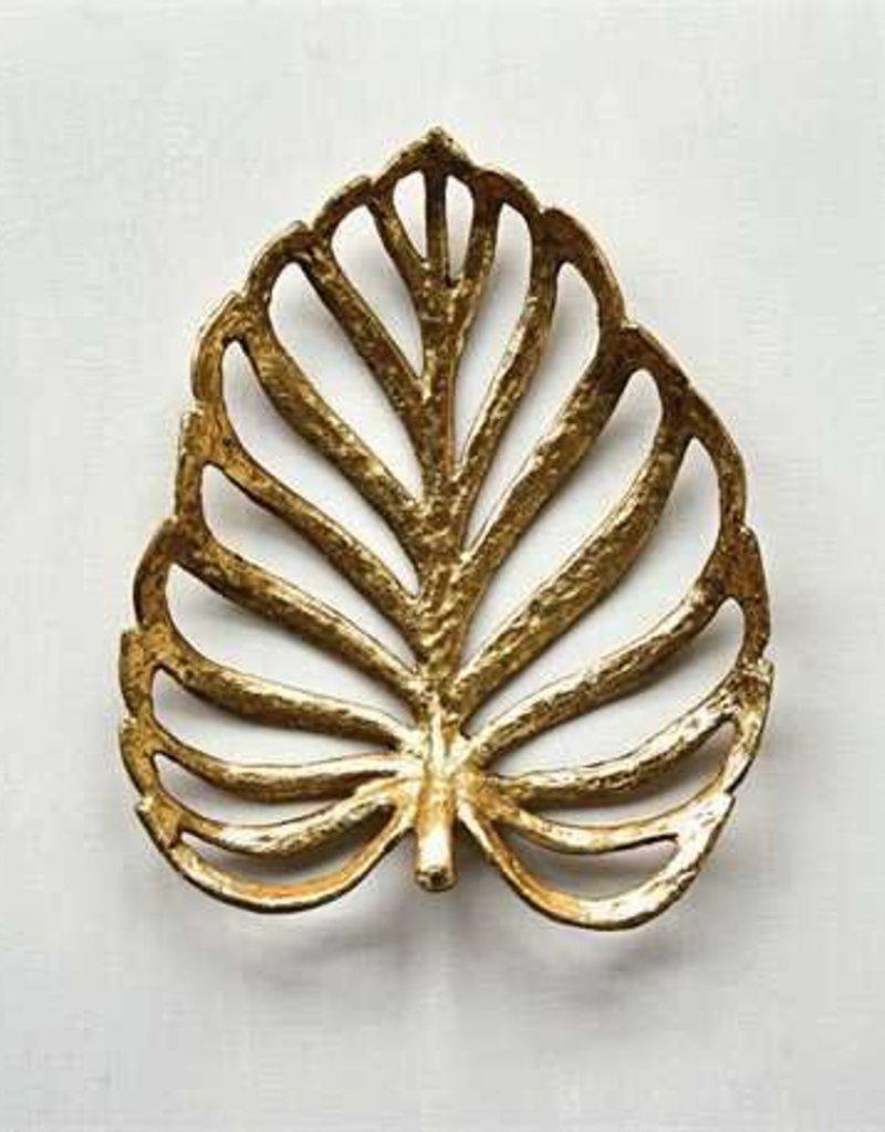 Decorative Cast Iron Leaf