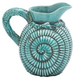 Aqua Reef Shell Pitcher