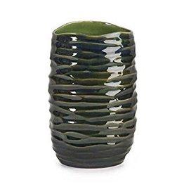 Cavalla Large Double Glaze Vase