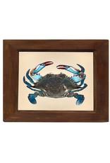 Blue Crab Print