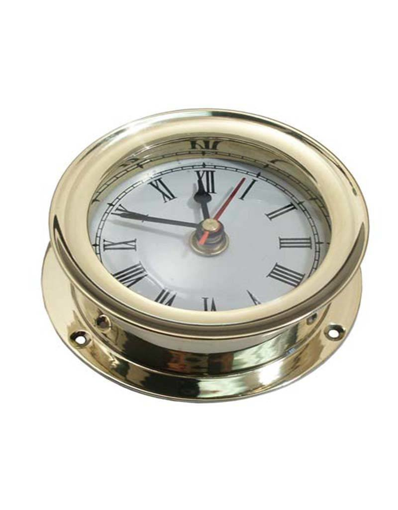 Brass Ships Time Clock