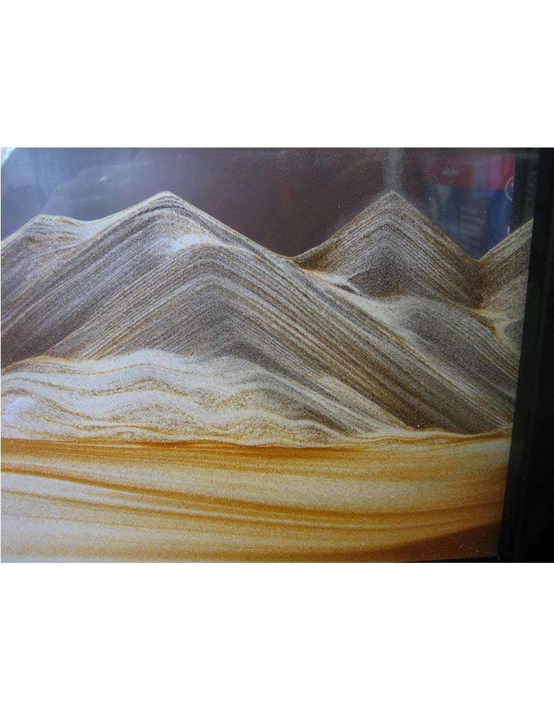 Ballerina Sand Art