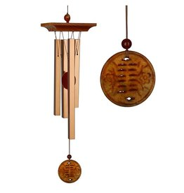 Woodstock Chimes Amber Windchime