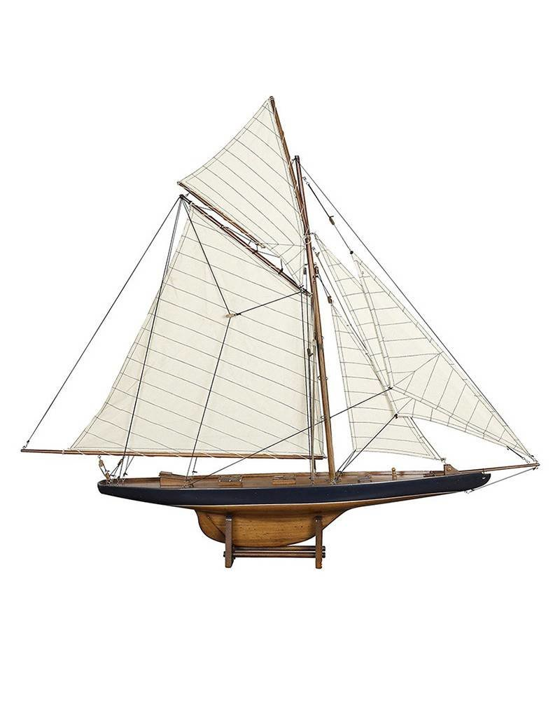 America's Cup Columbia 1901 Reproduction