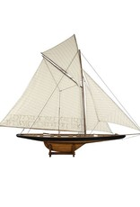 Authentic Models America America's Cup Columbia 1901 Reproduction