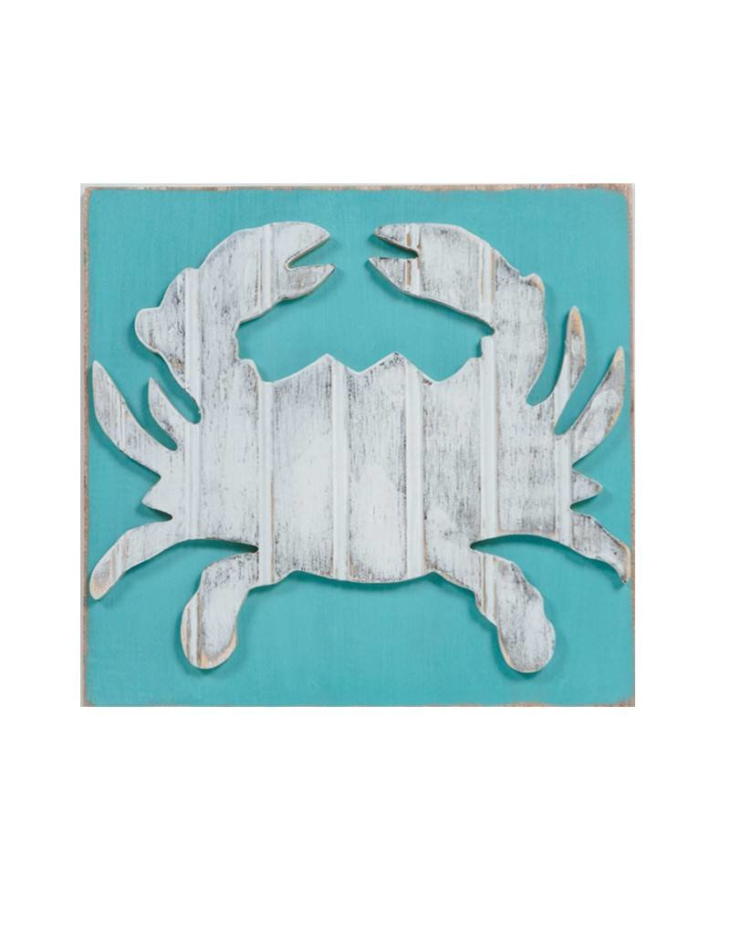 Distressed Wood Crab