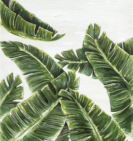 Palm Leaves 1 Canvas Print