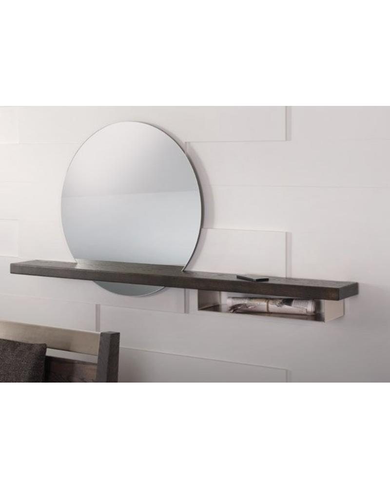 TRICA HALO MIRROR AND SHELF