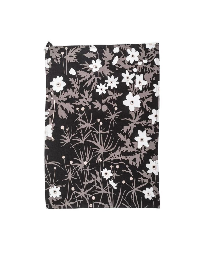 FLOWER TEA TOWEL