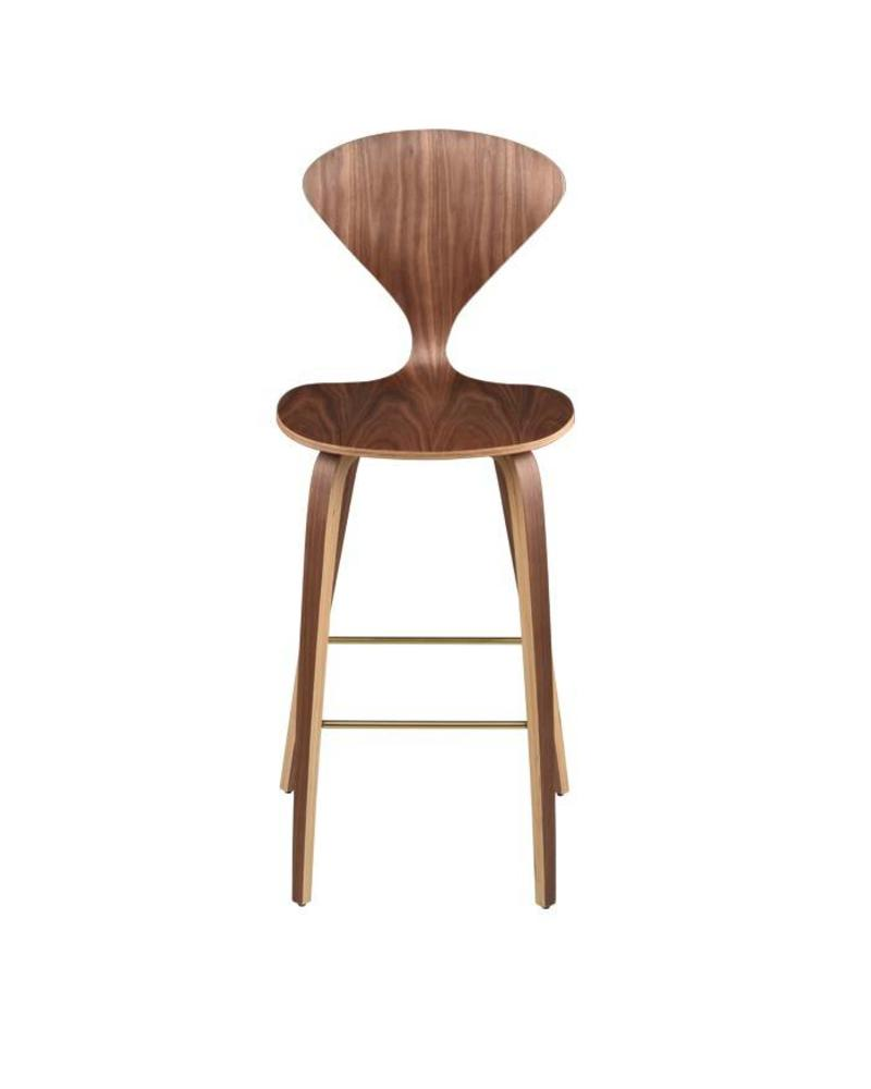 SATINE STOOL - WOOD
