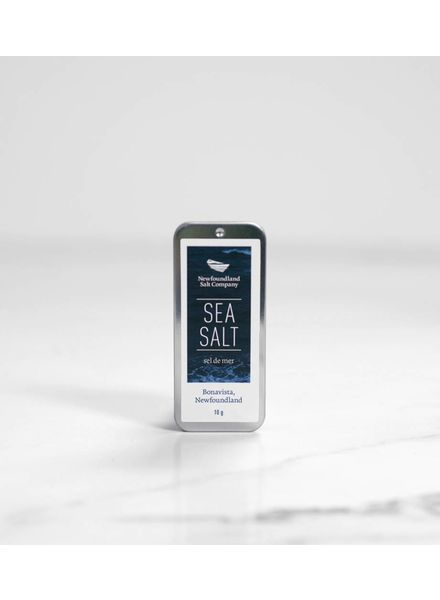 NEWFOUNDLAND SALT COMPANY 10 GRAM POCKET TIN
