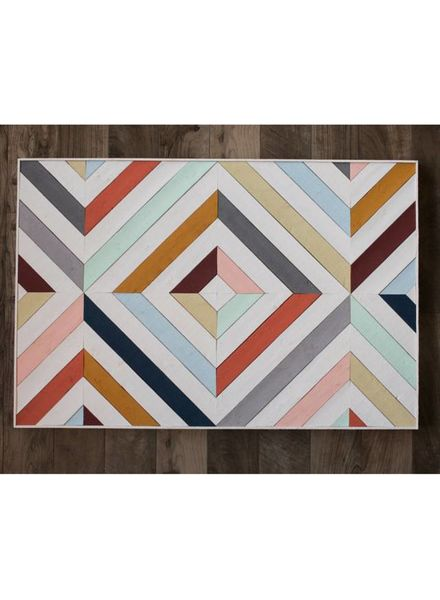 JESS WATERMAN - 32X48 - WOODEN QUILT