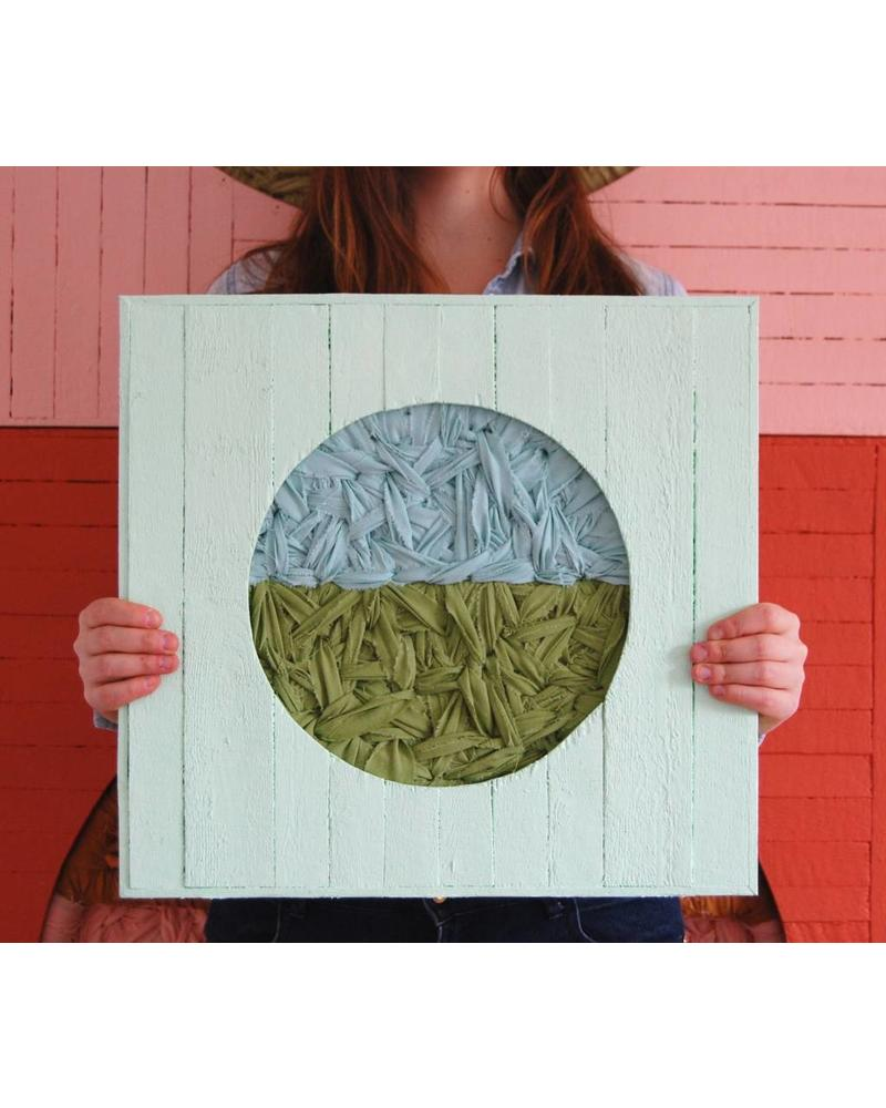 JESS WATERMAN - WOVEN IN WOOD