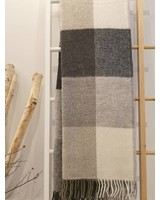 KLIPPAN INEZ WOOL THROW