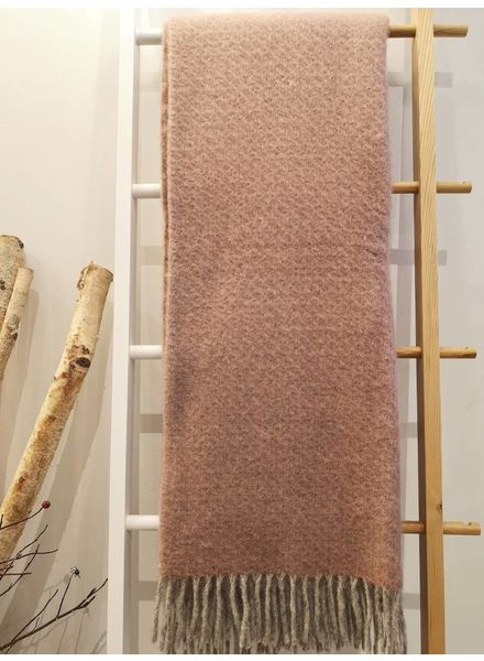 KLIPPAN FOGG WOOL THROW