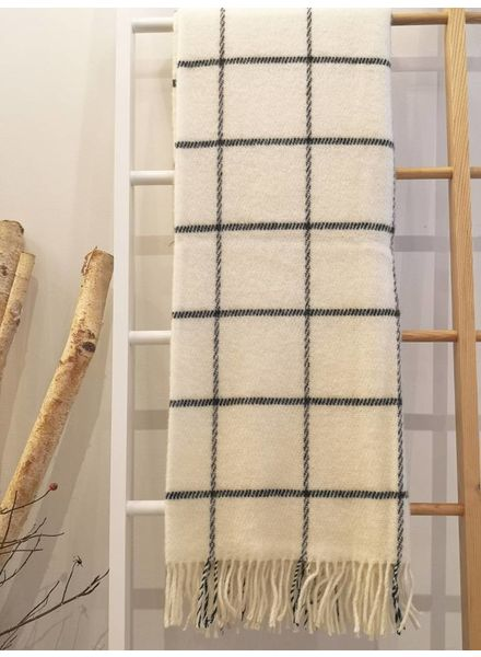 KLIPPAN VINGA WOOL THROW