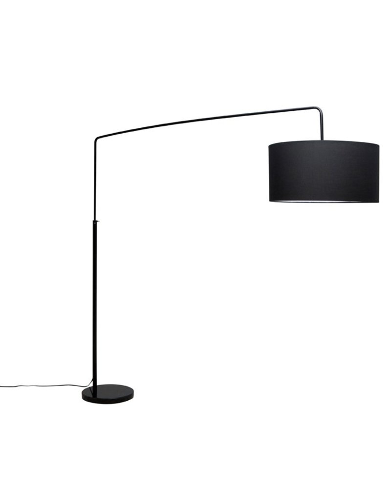 NUEVO RAKU FLOOR LAMP - BLACK