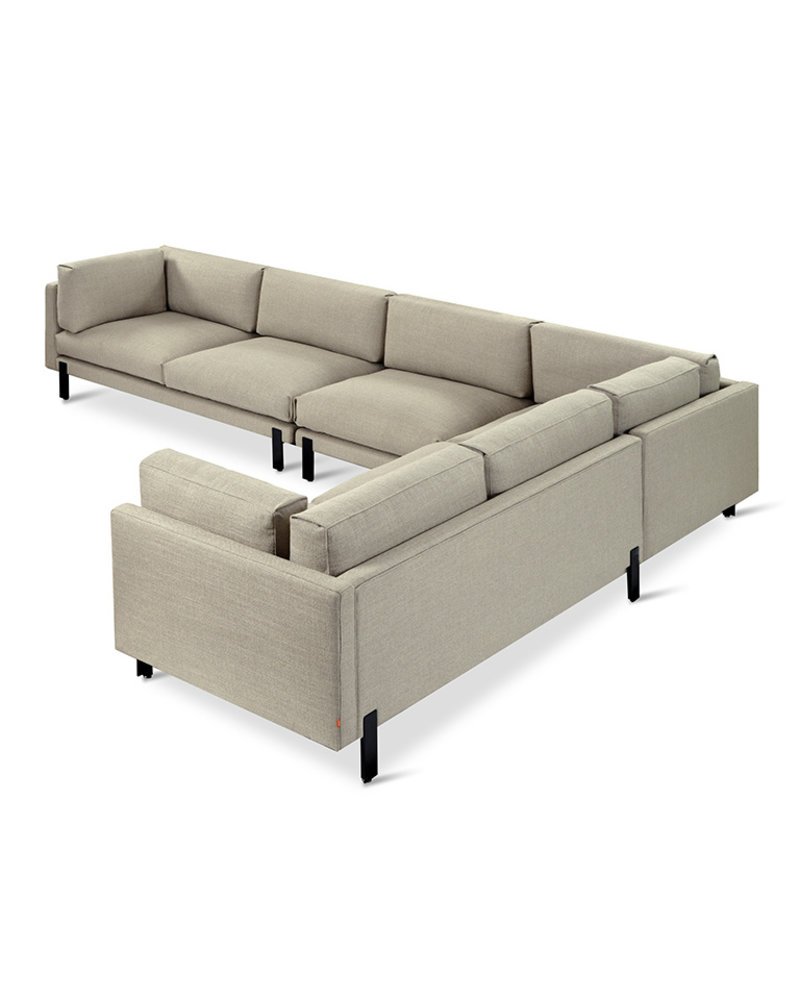 SILVERLAKE XL RIGHT FACING SECTIONAL