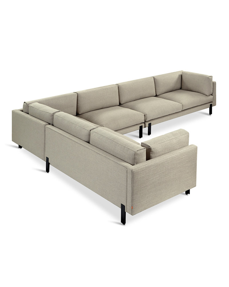 SILVERLAKE XL LEFT FACING SECTIONAL