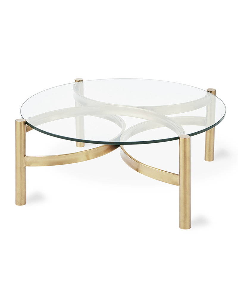 GUS COMPASS COFFEE TABLE
