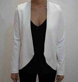 BLAQUE LABEL Sculpted Knit Blazer
