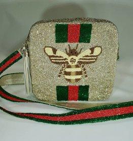 MOYNA Cross Body Bee Handbag
