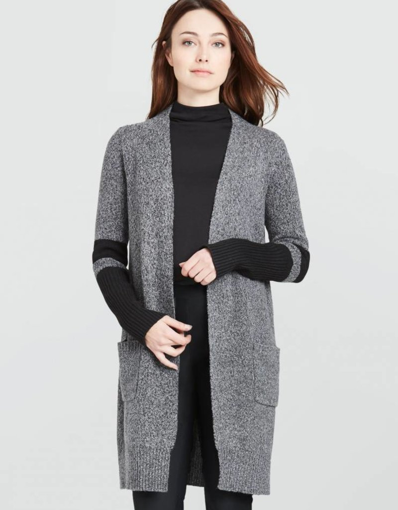 ECRU Easy Midi Cardigan Sweater