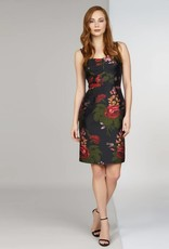 HUTCH Jacquard Sheath Dress